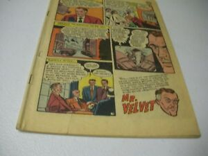 Detective-Comics-176-Oct-1951-Coverless-and-Incomplete-Last-52-Page-issue