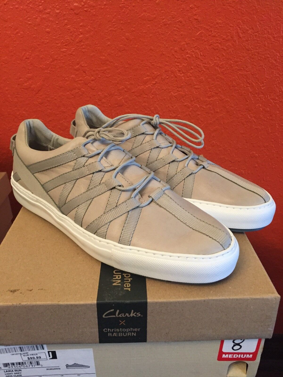 BRAND NEW Size 8M Mens Clarks X Christopher Raeburn Collaboration Shoes *Limited