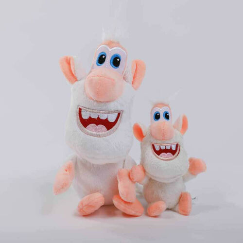 Stofftierkarikatur der Karikatur scherzt Schwein Fassbinder Booba Buba Spielzeug