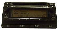 2012 2013 TOYOTA Rav4 Radio Stereo MP3 CD Player Bluetooth 518C3 OEM
