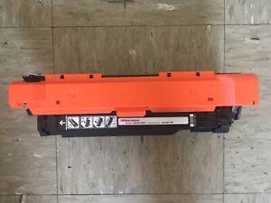 Office Depot Remanufactured HP CE400a black toner cartridge