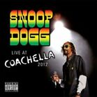 Live at Coachella 2012 0725830443024 by Snoop Dogg CD