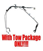 Toyota Tundra W Tow Package 02-06 4x4 4.7l Power Steering Pressure Return Hose