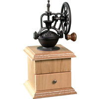 Cast Iron Wheel Coffee Grinding Mechanism on sale