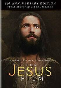 The-Jesus-Film-Movie-DVD-2014-35th-Anniversary-Edition-NEW-SEALED