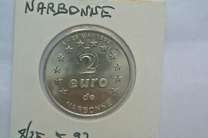 Grosses Soldes 2 Euros De Narbonne 8/25 Mai 1997 Pour Revigorer Efficacement La Santé