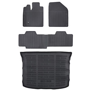 Image Is Loading Oem New Front Rear All Weather Floor Mats