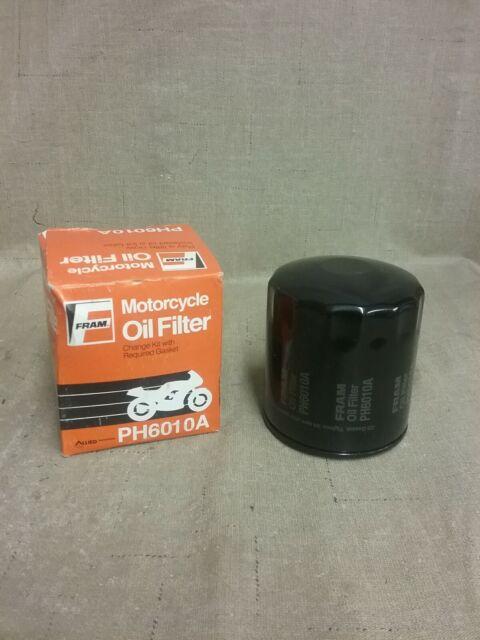 NEW Lot of 6 Fram PH6010A Engine Oil Filter #15410MJ0004 15410MJ0405 160971054
