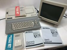Smith Corona Pwp 4000 Typewriter And Monitor Manuals Word Processor Please Read