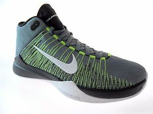 49a22e9a60e50 Image is loading NIKE-ZOOM-ASCENTION-MEN-039-S-GREY-VOLT-