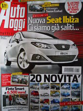 Auto Oggi n°15 2008 Opel Corsa 1.3 CDTI Sport vs Renault Clio 1.5 Dci  [P10]
