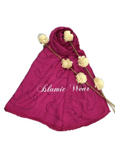 maxi hijab//shawl//wrap 100 /% quality pashmina//cotton blend