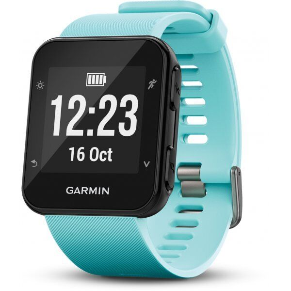 Garmin Forerunner 35 Frost bluee GPS Sport Watch Wrist Based HR 010-01689-02