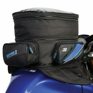 Oxford-First-Time-Motorbike-Motorcycle-Expander-Magnetic-Tank-Bag-Luggage-38L