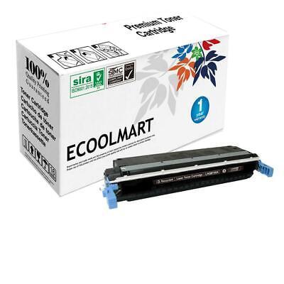 1PK Toner Cartridge C9730A 645A HY For HP LaserJet 5550HDN 5550N Printer Black