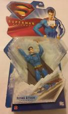 "Superman Returns 5"" DC Superman FLYING ATTACK  Action Figure Mattel NEW 2006"
