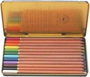 Fantasia Premium Pastel Pencil Set W/Storage Tin 12/Pkg   5021851200352