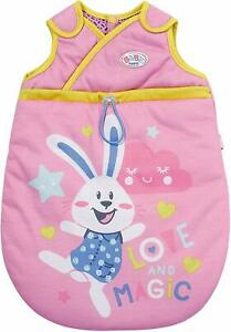 Zapf Creation Baby Born Doll Sleeping Bag Amp Hanger