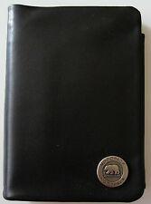 Geldbörse der Edelmarke Brown Bear, Rindleder , schwarz, NEU,OVP