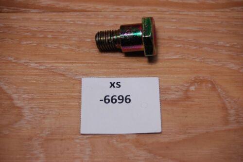 Yamaha rz350 90109-10737 Bolt GENUINE NEUF NOS xs6696