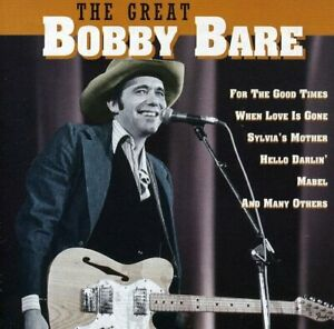Bobby Bare - the Great (Dieser Title Contains re-Record CD #G1990893