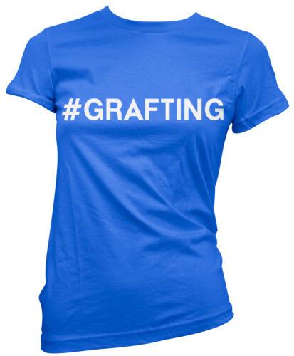 Grafting Graft Love Merch Island Womens T-Shirt