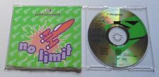 2 Unlimited - No Limit Maxi CD Single