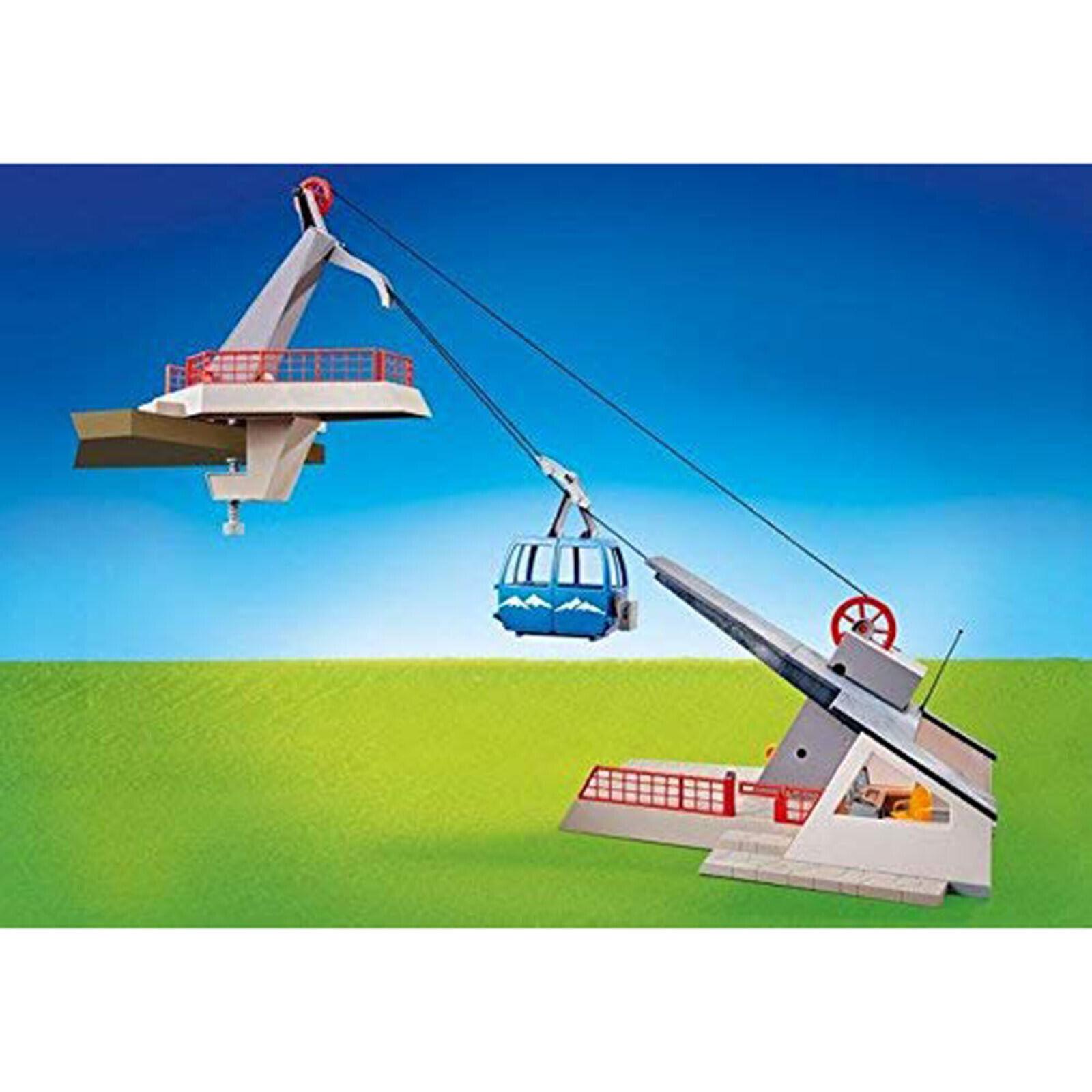 Playmobil  Gondola Lift costruzione Set 9830 nuovo Learning giocattoli  marchi di moda