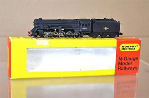 Minitrix 207 Kit Construit Crosti Chaudière Br 2 10 0 Classe 9f Locomotive 92023
