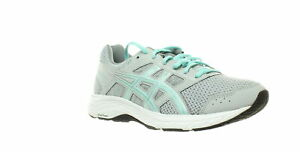 ASICS-Womens-Gel-Contend-5-Gray-Running-Shoes-Size-9-5-Wide-665284