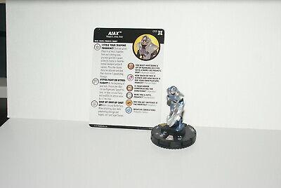AJAX 055 Deadpool and X-Force Marvel HeroClix Super Rare