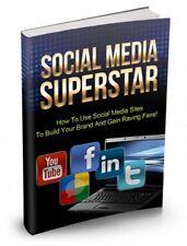 Social Media Superstar Free Shipping PDF
