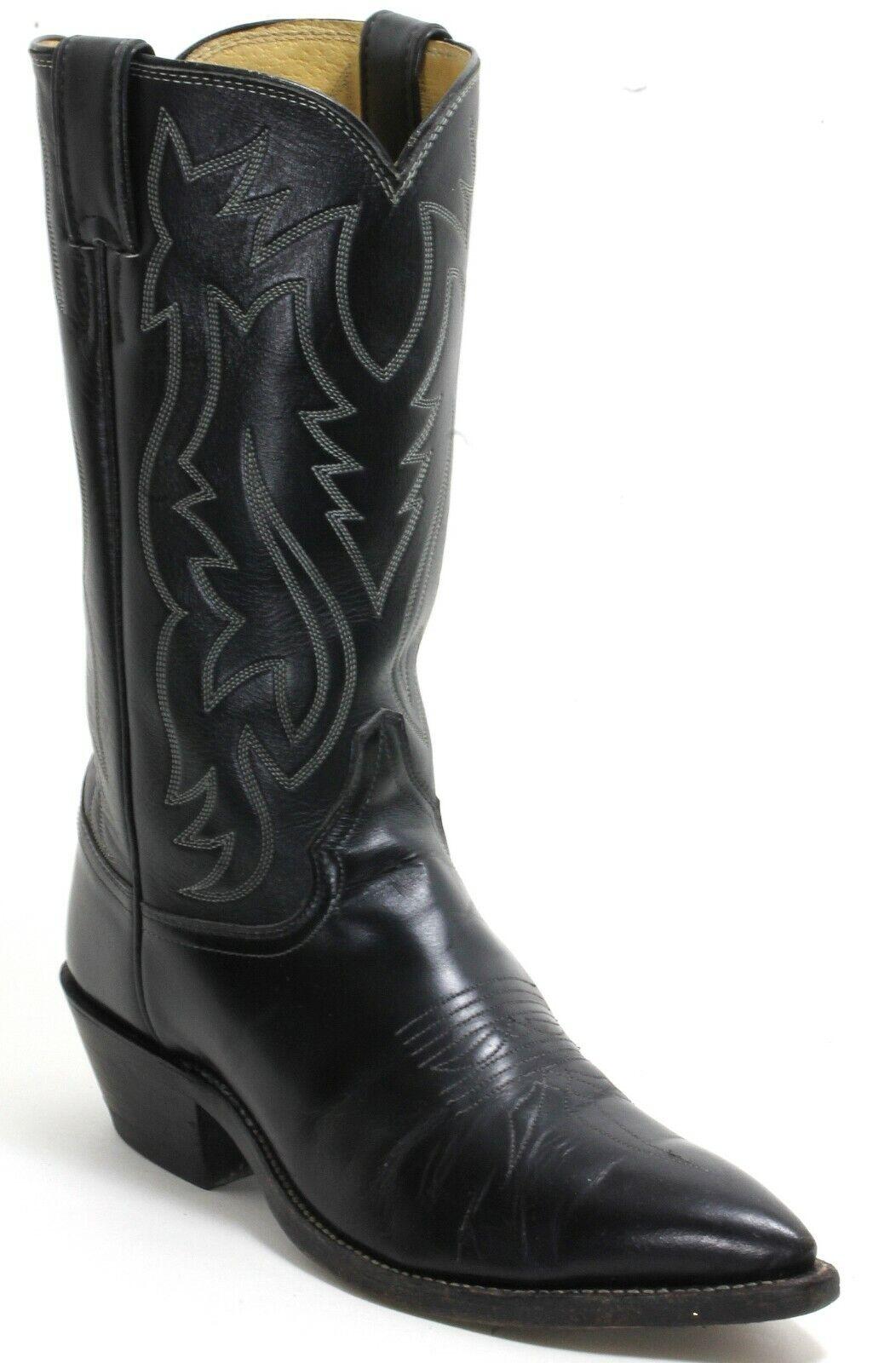 Westernstiefel Cowboystiefel Catalan Style Line Dance Justin P2481 39,5