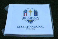 RYDER CUP 2018 PIN GOLF FLAG OFFICIAL MERCHANDISE