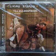Strauss Till Eulenspiegel - Death And Transfiguration - Reiner Hybrid SACD