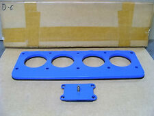 Axe D-6 Cylinder Head Testing Plate (Datsun 4-Cyl Diesel SD22 and CD 1700cc)