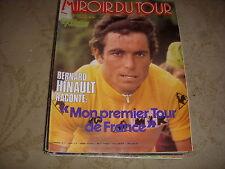 MIROIR DU CYCLISME 255 08.1978 MIROIR DU TOUR 1er HINAULT TOUTES les ETAPES
