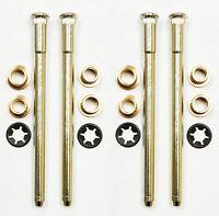 Door Hinge Pin & Bushing Kit 4 Set For 2 Door 88-02 Chevy & Gmc Trucks Tr38416