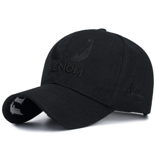New VENOM Logo Marvel Baseball Hats Cap Adjustable Cap Hat Unisex Snapback Caps