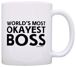 image is loading bossgiftsworld039smostokayestboss the office coffee mugs63 coffee