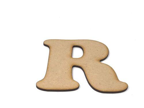 Wooden MDF Letters//Numbers Cooper Black Font  5cm 10cm 15cm 20cm high decoupage