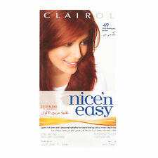 Miss Clairol 45s Sparkling Sherry Medium Auburn Hair Coloring For