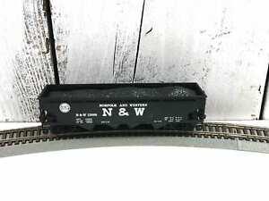 Bachmann-BAC17642-HO-Scale-40-039-Quad-Hopper-Norfolk-amp-Western-N-amp-W-12988