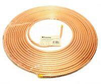 Copper Tubing 3/8 In. X 50 Ft. Refrigeration Hvac Tube Coil Ductless Mini Split