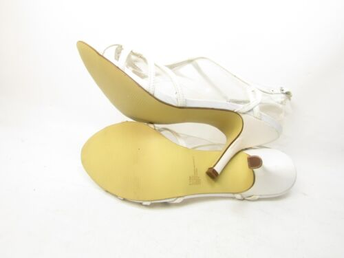 Tan Strappy 9 Heels 5 m I Womens Tamaño Glendon Miller OnwxHP