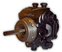 Webster R Series Oil Pump, Two Stage, 3450 Speed Rpm,12 Rfs Gph, 300 Psi