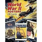 World War II Posters - 24 Art Cards by Dover Publications Inc. (Miscellaneous print, 2001)