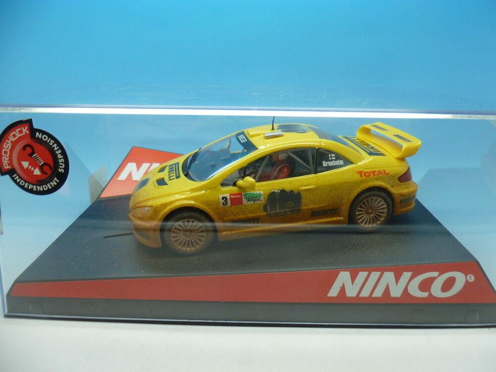 Ninco 50367 Peugeot 307 WRC Pirelli Barro, mint unused