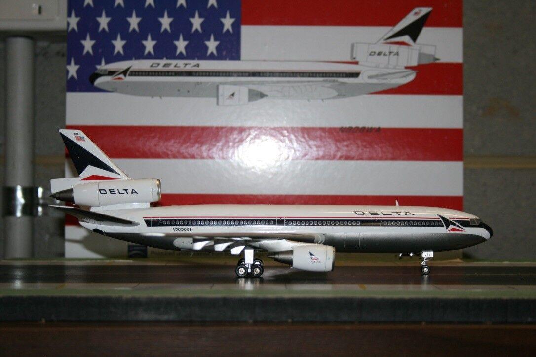 Aviation200 1 200 Delta Airlines McDonnell Douglas DC-10-10 N908WA (AV2DC100413)