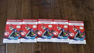 2017-Nintendo-Mario-Kart-Collecteur-Broches-Lot-de-6-non-Ouvert-Boites-Paquets